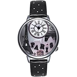 Women's quartz wristwatch Braccialini TUA 115/GNB