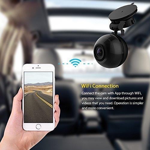 Supporto Telecamera Per Auto Anteriore E Posteriore In Dash Mini