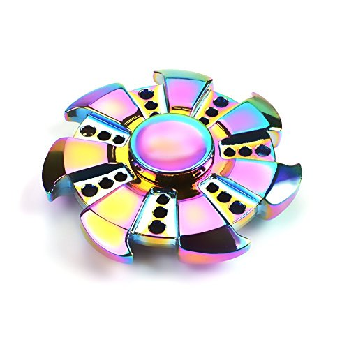 fidget-spinner-rainbow-wind-wheel-spinner-with-high-speed-bearing-fidget-toy-stress-relief-edc-toy-z