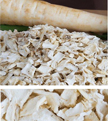 Wittis Barf Gemüse - Pastinaken kalorienarm - 250g Barf Ergänzung, Trockengemüse, zum Abnehmen