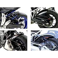 K1100RS R1100GS R850GS S1000R//Griffe B-M-W S1000RR Xtreme//Anthrazit R850RT CNC Alu Lenkergriffe B-M-W R850C R850R R1100R