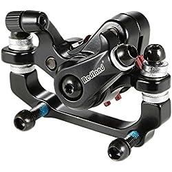 Docooler freno de bicicleta de aleación de aluminio al aire libre Ciclismo MTB montaña bicicleta freno de disco trasero mecánico pinza de freno