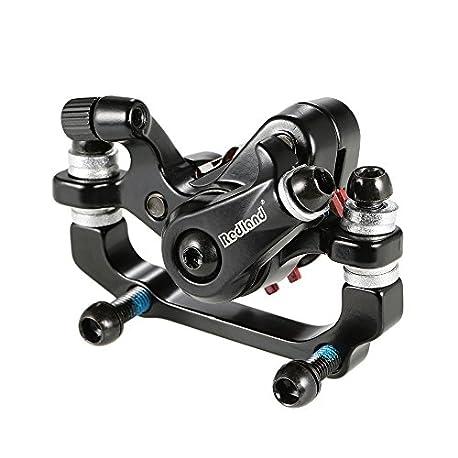Docooler freno de bicicleta de aleaci n de aluminio al aire libre Ciclismo MTB monta a bicicleta freno de disco trasero mec n