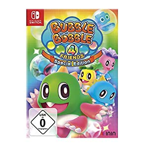 Bubble Bobble 4 Friends – Special Edition – [Nintendo Switch]