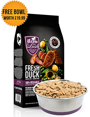 healthy-60-fresh-duck-kibble-with-100-fresh-meat-for-adults-2kg