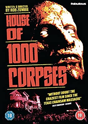 House of 1,000 Corpses [DVD]