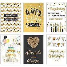 Suchergebnis Auf Amazon De Fur Geburtstagskarte Selber Machen