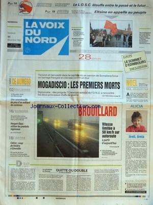 voix-du-nord-la-no-15073-du-11-12-1992-mogadiscio-les-1ers-morts-quitte-ou-double-par-marsal-haagen-