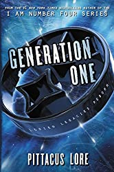 Generation One (Lorien Legacies Reborn Book 1)