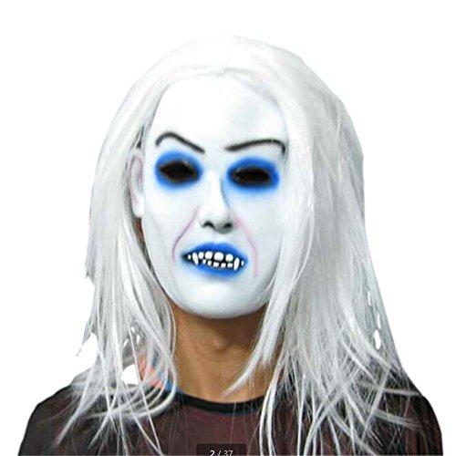 Latex Scary Masken Geist Maske Kostüm-Partei Cosplay Halloween Terrorist Masken