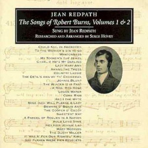 The Songs of Robert Burns Vols - Jeans Britische
