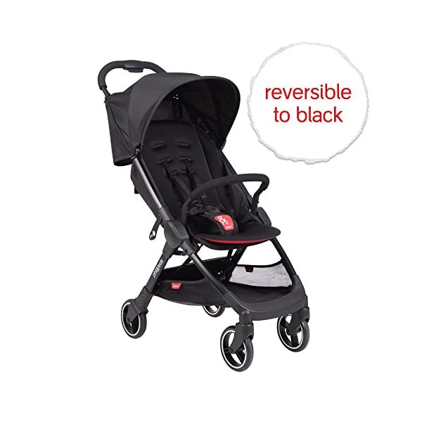 Phil & Teds Go V1, Buggy, Pushchair-Lemon phil&teds Package Included: 1Phil & Teds go pushchair Lemon Includes removable front strap With Seat Cushion 5