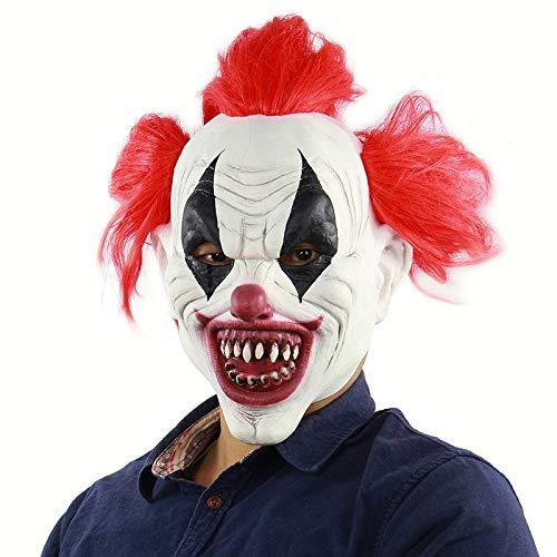 Böse Clown Kostüm Masken - HDNSA 2019 Joker Clown Kostüm Maske