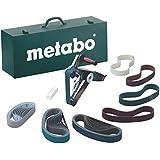 Metabo Rohrbandschleifer RBE 12-180 Set, 602132500