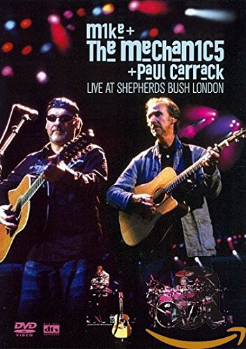 Mike & The Mechanics & Paul Carrack - Live At Shepherds Bush London