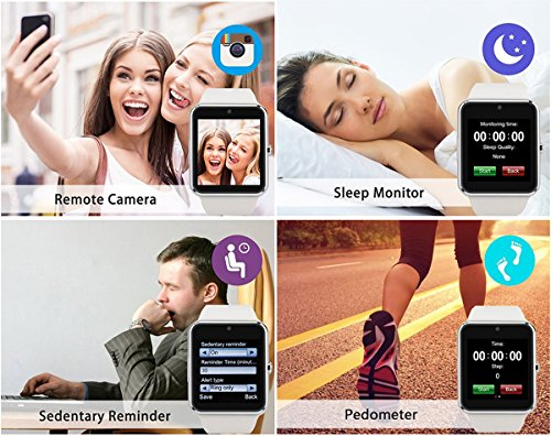 Zoom IMG-2 chereeki smartwatch bluetooth smart watch