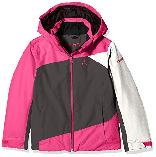 Schöffel Mädchen Jacket Le Havre1 Jacke, Ebony, 128