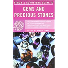 Simon and Schuster's Guide to Gems and Precious Stones (Nature Guide Series) by Cipriani, Bor (January 1, 1986) Paperback
