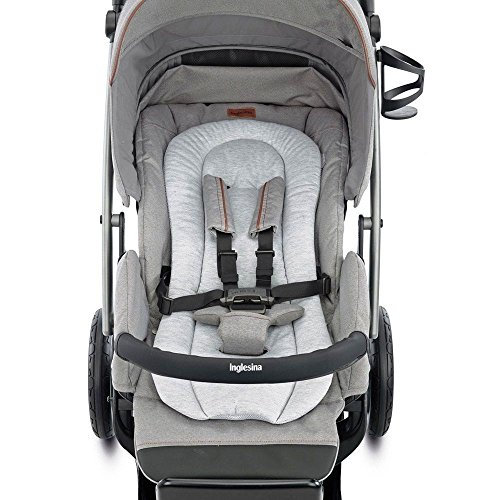 Inglesina pad baby snug pad riduttore per passeggino, grigio