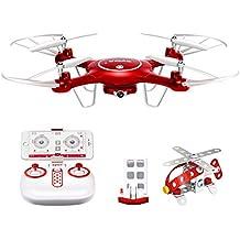 Syma X5UW Drone FPV en tiempo real Wifi HD cámara de vuelo de vía de alta Función Hold RC Quadcopter RTF