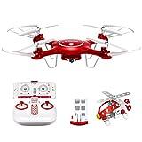 Syma X5UW FPV Droni Quadricottero Drone Quadcopter di HD Videocamera RTF