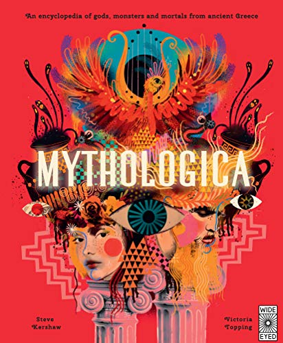 Mythologica:An encyclopedia of gods, monsters and mortals from ancient Greek (English Edition)