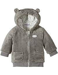 Twins Unisex Baby Hooded Fleece Jacket