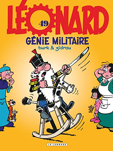 Léonard n° 49<br /> Génie Militaire
