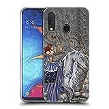 Head Case Designs Ufficiale Amy Brown Viaggio Incantato Fate Cover in Morbido Gel Compatibile con Samsung Galaxy A20e (2019)
