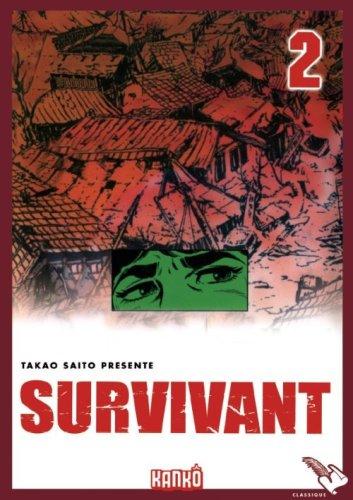 Survivants Edition simple Tome 2