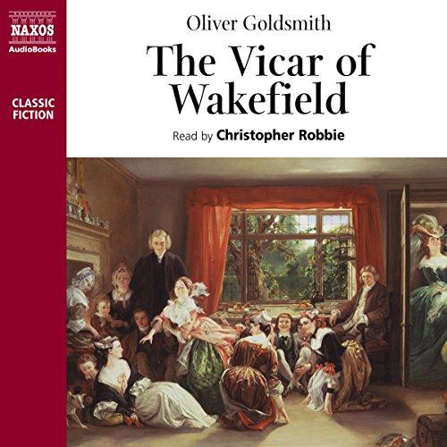 The Vicar of Wakefield  Audiolibri