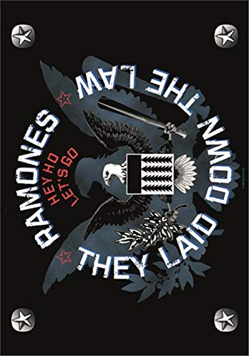 Ramones - Eagle Flagge -