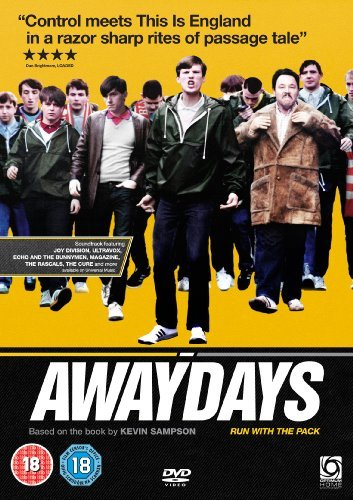 Awaydays [Region 2] by Stephen Graham