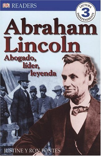abraham-lincoln-abogado-lider-leyenda-lawyer-leader-legend-dk-readers-en-espanol
