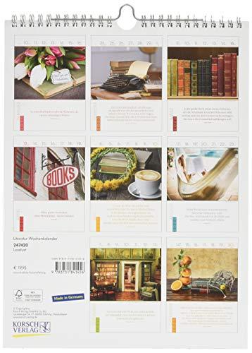 Literaturkalender Leselust 2020 - 15