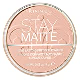 Best Rimmel Shine Control For Faces - Rimmel Stay Matte Pressed Powder, Buff Beige Review