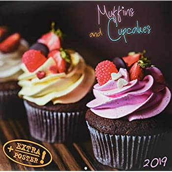Muffins and Cupcakes 2019 Artwork