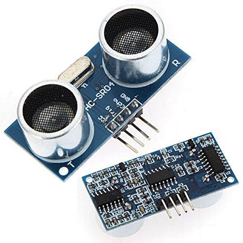 Generic Geekcreit Ultrasonic Module HC-SR04 Distance Measuring Ranging Transducer Sensor DC 5V 2-450cm