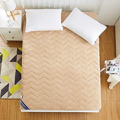 Komfort-futon-matratze (Huayer Komfort Matratze Bettmatte Tatami-Fußmatte, Futon-Matratzenauflage Traditionelles Japanisches Futon-Bett aus Japan, A 135x200 cm (53x79 Zoll) (Farbe : B, Größe : 150x200cm(59x79inch)))