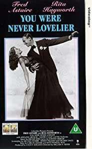 You Were Never Lovelier [VHS] [UK Import]