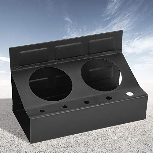 Cocoarm Sprühdosenhalter, Magnetsprühdose Schraubendreher Werkzeughalter Organizer Aufbewahrung für 2 Dosen 5 Schraubendreher 215 x 120 x 130mm