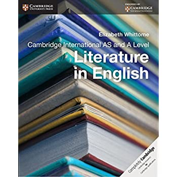 Cambridge International As And A Level Literature In English Coursebook [Lingua Inglese]