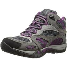 9a601449ab5 Merrell Azura Mid GTX - Zapatos de Senderismo de Cuero Mujer