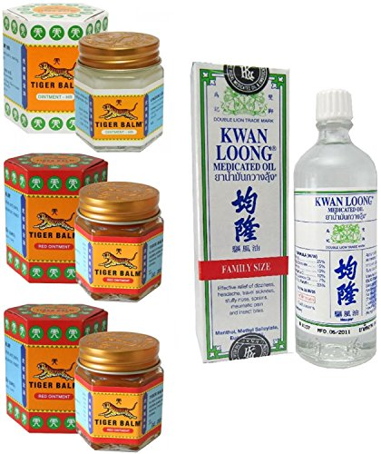 Tiger balm kwan loong der beste Preis Amazon in SaveMoney.es