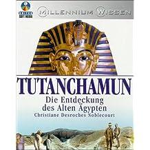 Tutanchamun. CD- ROM für Windows 3.x/95/98, MacOS. Die Entdeckung des alten Ägypten