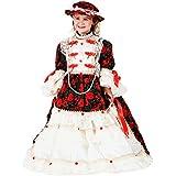 DISFRAZ MADAME POMPADOUR vestido fiesta de carnaval fancy dress disfraces halloween cosplay veneziano party 8923 Size 10/XL