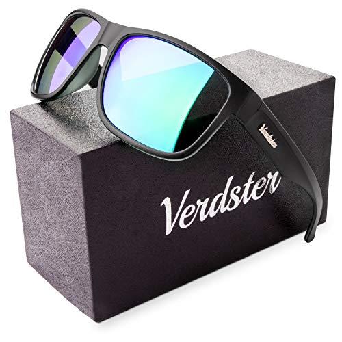 99d92f3aaf Verdster Gafas de sol Polarizadas TourDePro Para Hombres y Mujeres -  Montura Cómoda con Protección UV