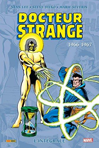 Docteur Strange intégrale T02 1966-1967 par Stan Lee
