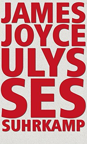 James Joyce Kindle (Ulysses: Roman)