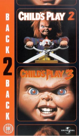 Preisvergleich Produktbild Child's Play 2 / Child's Play 3 [UK IMPORT]